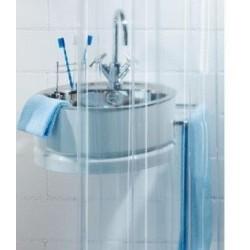 Cortina de baño  Transparent de Spirella