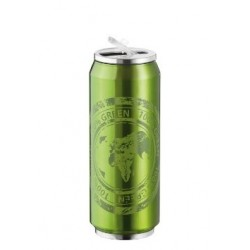 Thermocan de Inoxibar 500ml verde