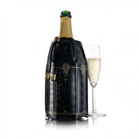 Enfriador Active cooler champagne de Vacuvin