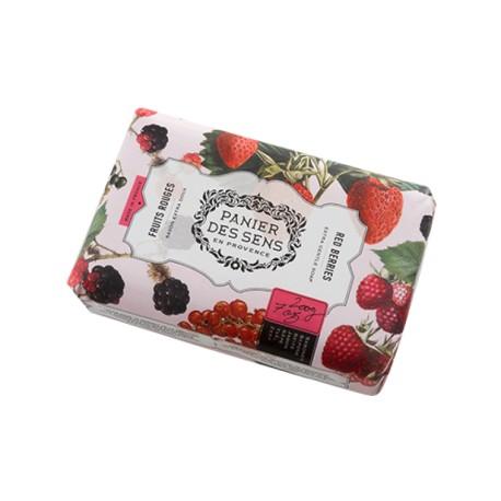 Jabón frutos rojos de Panier des sens