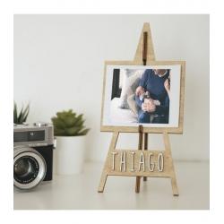 Marco de fotos de madera...