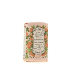 Jabón perfumado absolute rosa geranio de Panier des sens